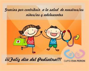 Dia del Pediatra face